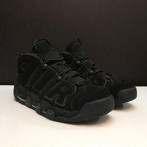 Nike Air More Uptempo 3M Men Excellent State